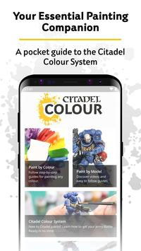 Citadel Colour पोस्टर