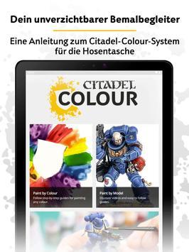 Citadel Colour Screenshot 5