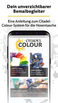 Citadel Colour Plakat