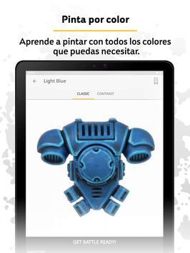 Citadel Colour captura de pantalla 6