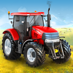 Farming Tractor Simulator: Offroad Tractor Driving APK