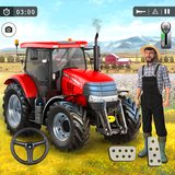 Farming Game 2021 - Free Tractor Driving Games