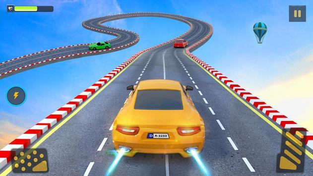 Ramp Car Stunts Racing: Impossible Tracks 3D poster