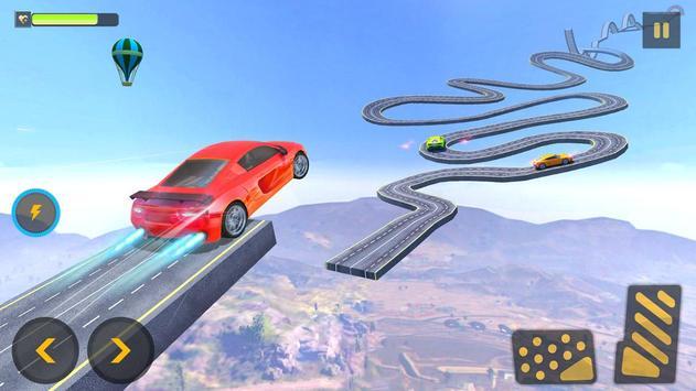 Ramp Car Stunts Racing: Impossible Tracks 3D screenshot 6