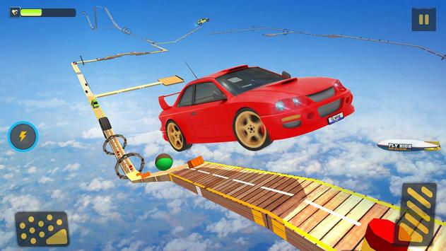 Ramp Car Stunts Racing: Impossible Tracks 3D screenshot 8