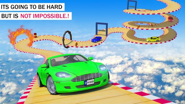 Ramp Car Stunts Free : Extreme City GT Car Racing imagem de tela 4