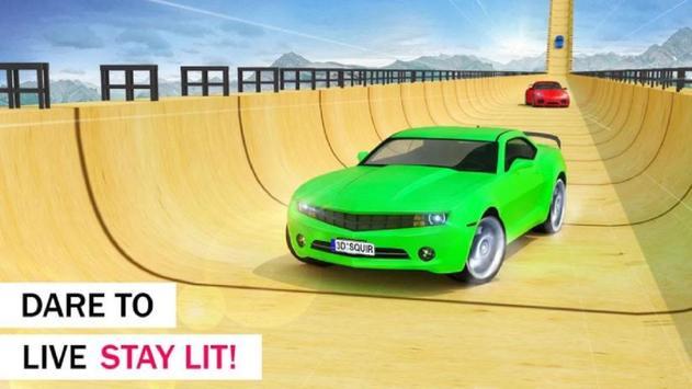 Ramp Car Stunts 3D Free - Multiplayer Car Games screenshot 6