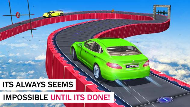 Ramp Car Stunts Free : Extreme City GT Car Racing imagem de tela 7