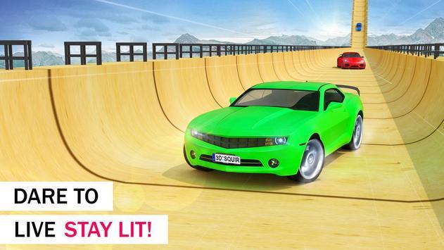 Ramp Car Stunts Free : Extreme City GT Car Racing imagem de tela 9