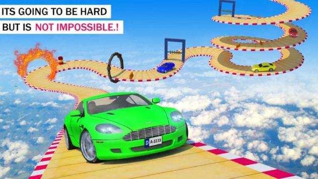 Ramp Car Stunts 3D Free - Multiplayer Car Games poster