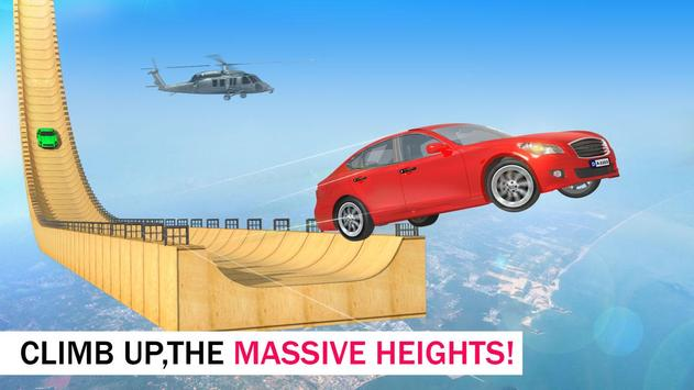 Ramp Car Stunts Free : Extreme City GT Car Racing imagem de tela 2