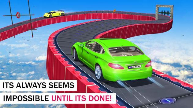 Ramp Car Stunts Free : Extreme City GT Car Racing imagem de tela 3