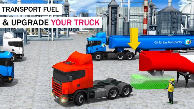 Offroad Truck Simulator - Truck Driving Simulator screenshot 14