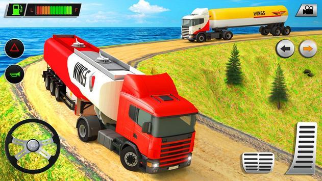 Offroad Truck Simulator - Truck Driving Simulator screenshot 5