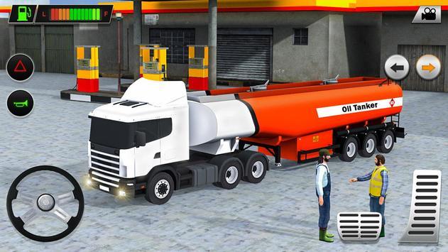 Offroad Truck Simulator - Truck Driving Simulator screenshot 7