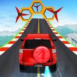 Crazy Car Stunts 2021 - Mega Ramp Stunt Car Games