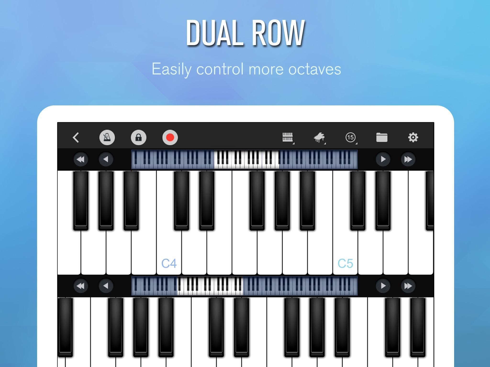 All piano apps download