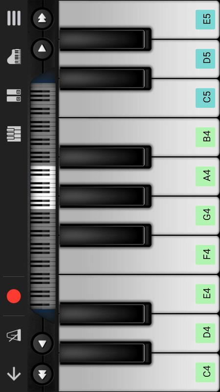 Learn synthesizer chords