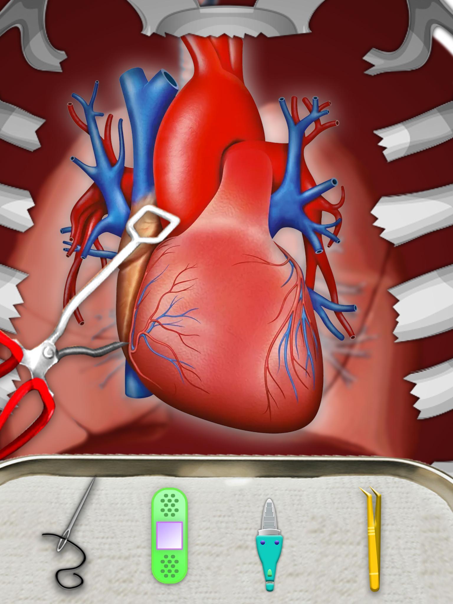Er Emergency Hospital Doctor Heart