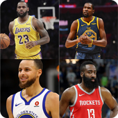 Guess The NBA Player And EARN MONEY icon