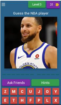 Guess The NBA Player And EARN MONEY screenshot 3