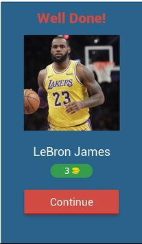 Guess The NBA Player And EARN MONEY screenshot 1