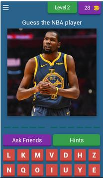 Guess The NBA Player And EARN MONEY screenshot 2