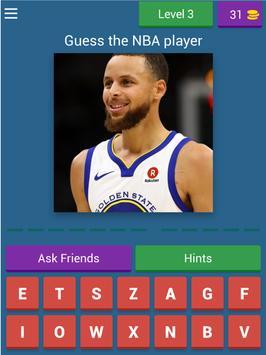 Guess The NBA Player And EARN MONEY screenshot 8
