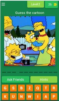 Guess The Cartoon screenshot 2