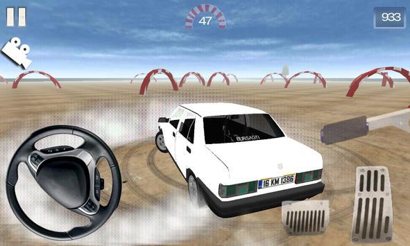 자동차 구동 3D 스크린샷 2