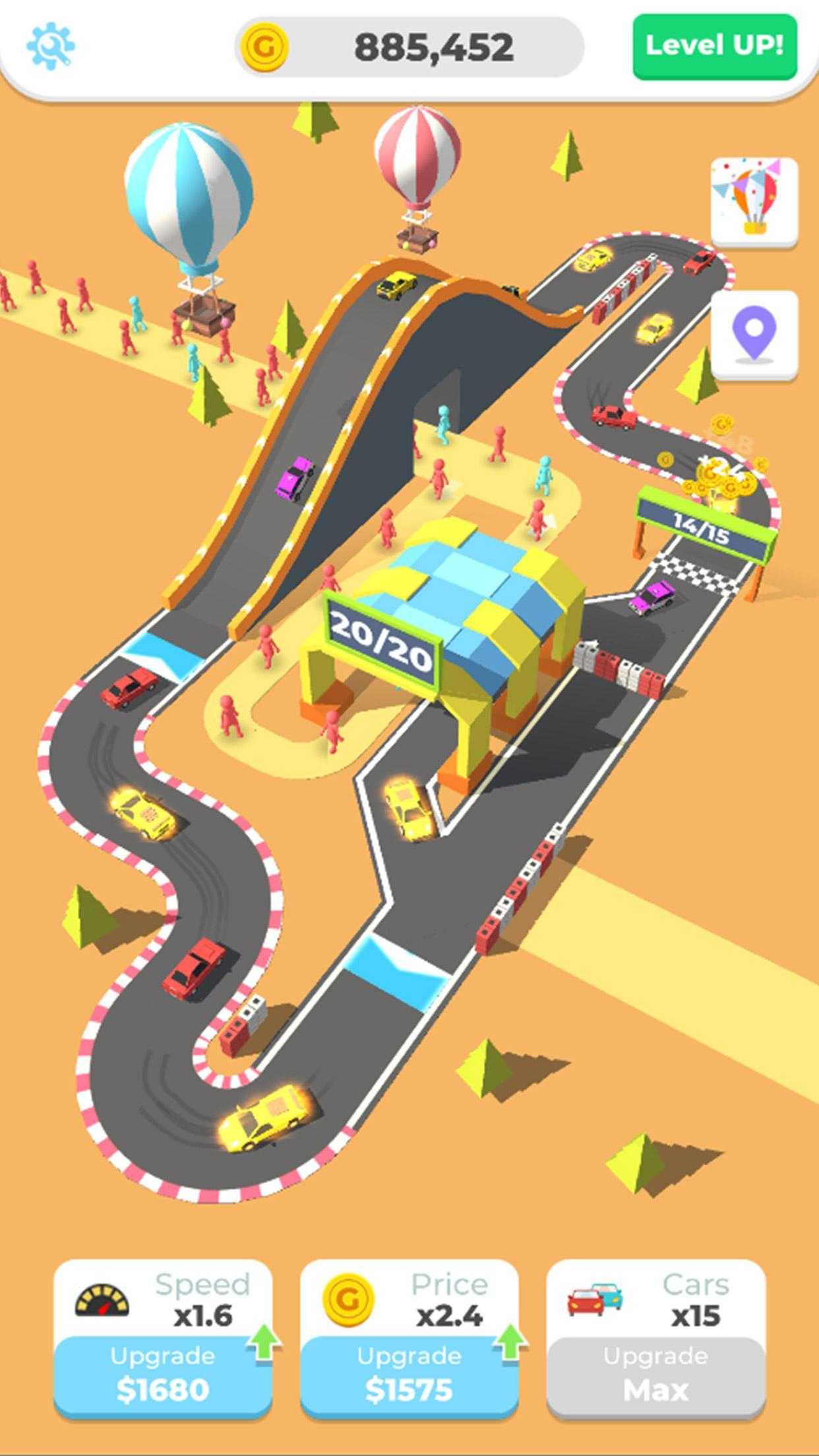 Idle Racing Tycoon for Android - APK Download