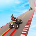 Extreme ATV Quad Bike - Stunts Racing Game 2020