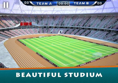 Russia 2018 Pro Football World Cup Soccer Strike screenshot 14