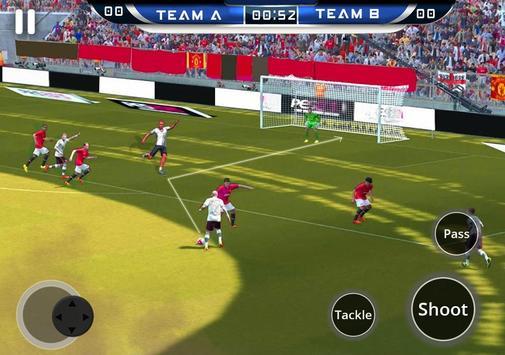 Russia 2018 Pro Football World Cup Soccer Strike screenshot 1