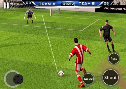 Russia 2018 Pro Football World Cup Soccer Strike screenshot 2