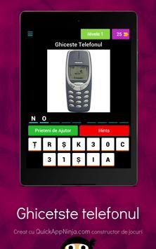 Ghiceste Telefonul screenshot 7