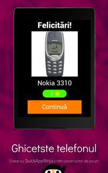 Ghiceste Telefonul screenshot 8