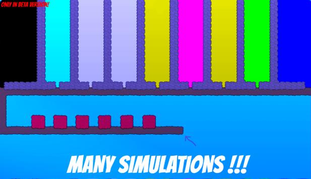 🌊 Water Physics Simulation 🌊 screenshot 4