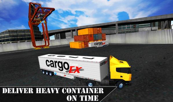 Offroad City Cargo Transport Euro Truck Simulator screenshot 1