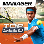 TOP SEED Tennis: Sports Management Simulation Game आइकन