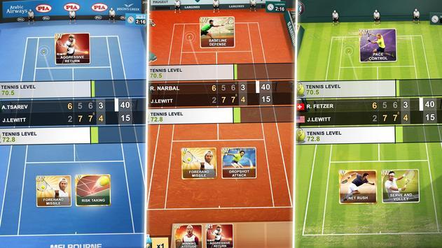 TOP SEED Tennis: Sports Management Simulation Game screenshot 3