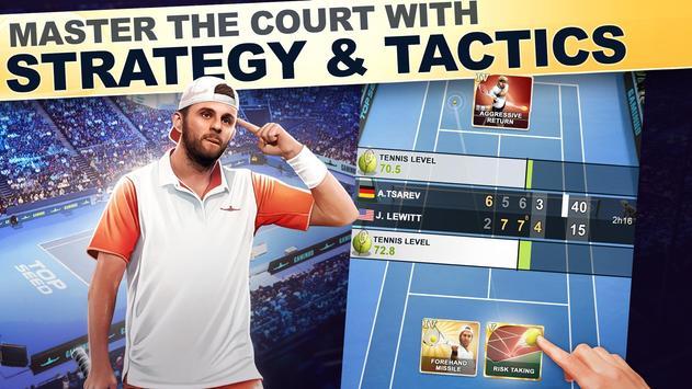 TOP SEED Tennis: Sports Management Simulation Game screenshot 2