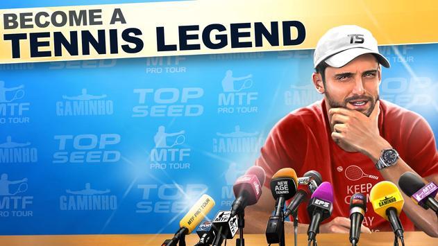 TOP SEED Tennis: Sports Management Simulation Game screenshot 4