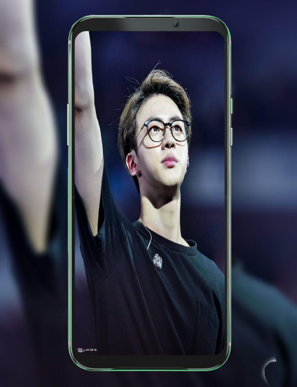Jin Bts Wallpaper Hd For Android Apk Download