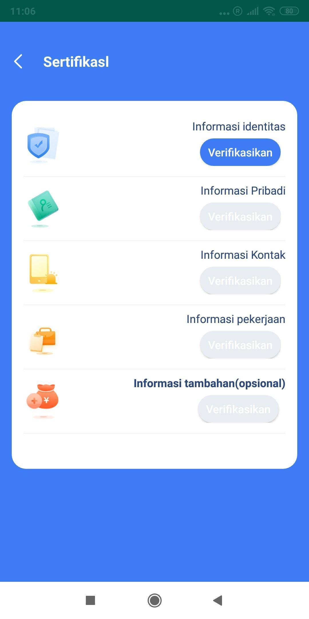 Cari aplikasi android Gampang Kilat