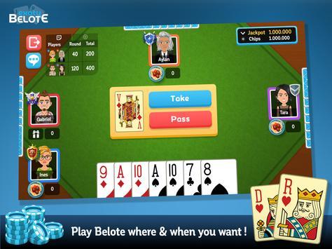 Exoty Belote screenshot 6