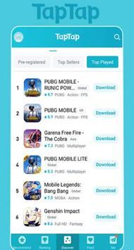 Tap Tap Apk Clue For Tap Tap Games Download App स्क्रीनशॉट 10