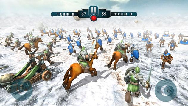 Ultimate Epic Battle War Fantasy Game screenshot 5