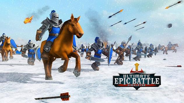 Ultimate Epic Battle War Fantasy Game screenshot 8