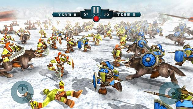 Ultimate Epic Battle War Fantasy Game screenshot 13